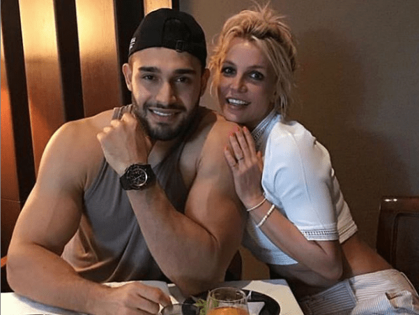 Sam Asghari praises Britney Spears for 'doing the hardest job in the world' in sweet Mother's Day tribute